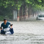 Central China's Henan witnesses heaviest rainfall in 60 years; at least 1 dead, 2 missing 💥😭😭💥