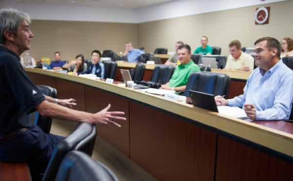 Supply chain management executive education Michigan State University