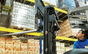 Top-Shelf Warehouse Technology