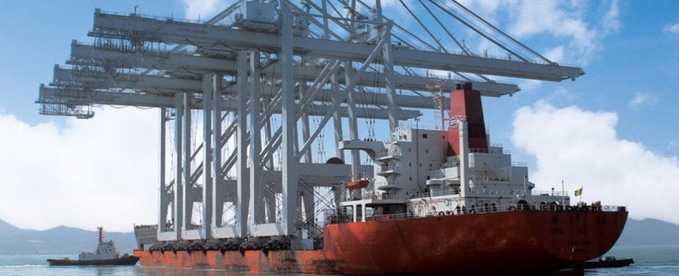 The Port of Houston has invested $700 million in upgrades to the port's container facilities that will include new electric high cranes to work at twice the speed and handle much larger vessels.