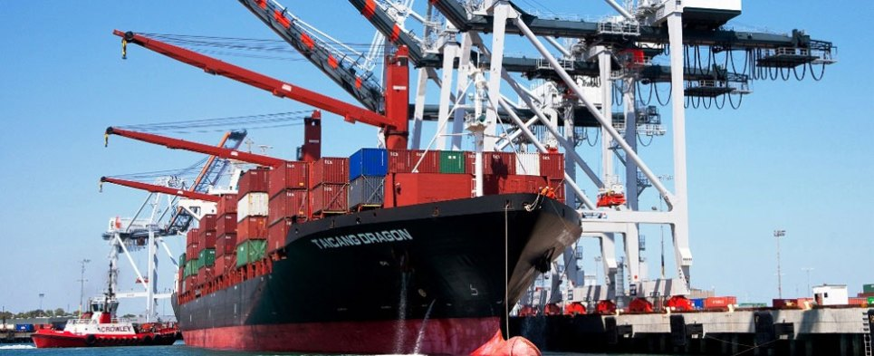 Import cargo volume at the nation's major retail container ports has returned to normal levels following ratification of a new west coast labor agreement.