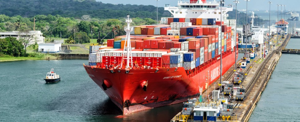 Panama Canal expansion will allow the waterway to handle more shipments of export cargo and import cargo in international trade.