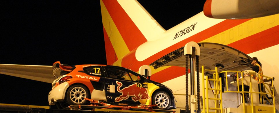 Delivery of 19 supercars by air cargo proves tdhe utility of that mode for future air cargo export shipments.