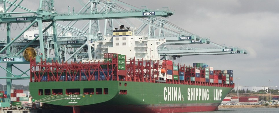 Merger a Possibility for China's Largest Container Lines