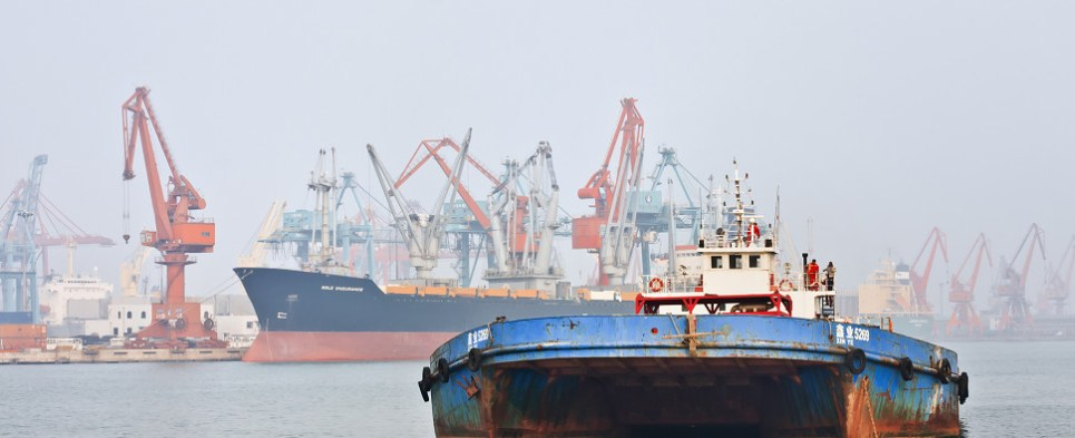 USCG is concerned about the exposure of shipments of exports from China and imports int the U.S. to hazardous chemcials