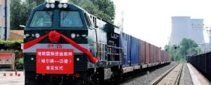 UTi Begins New Rail Service Linking China and Germany