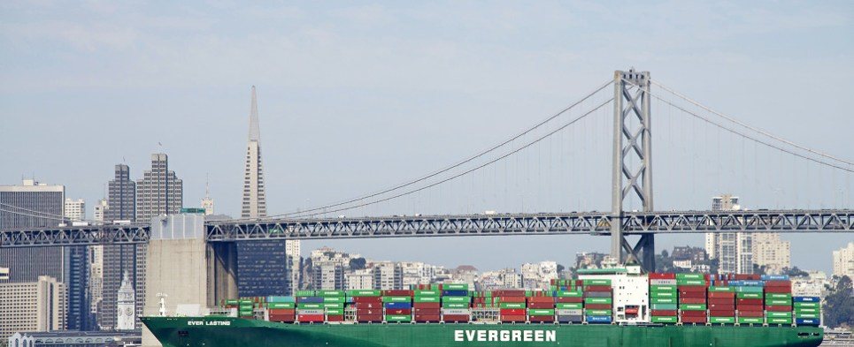 The traffic jam in San Francisco Bay has eased, making it easier for the Port of Oakland to timely handle shipments of import cargo and shipments of export cargo.