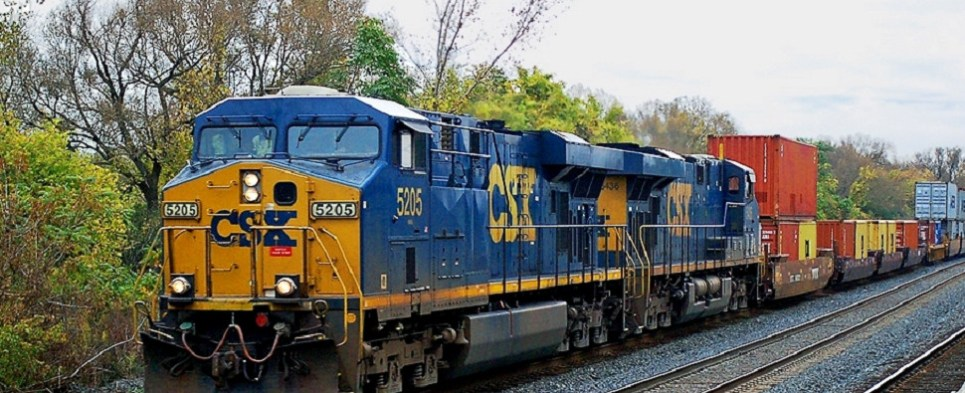 Addition of two destinations to CSX intermodal network will allow the carrier to handle more shipments of export cargo and import cargo in international trade.