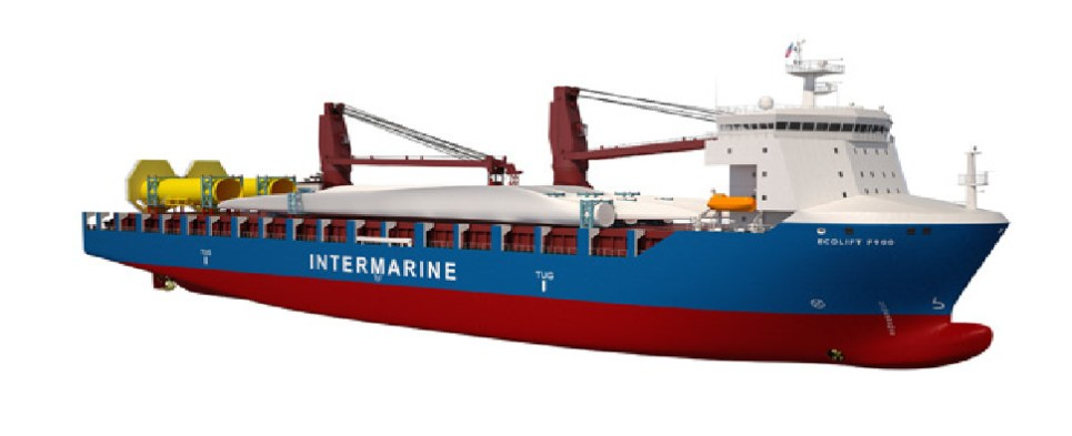 Intermarine is adding more heavy-lift capacity to its fleet allowing the ocean carrier the transport greater volumes of export cargo and imprt cargo in international trade.