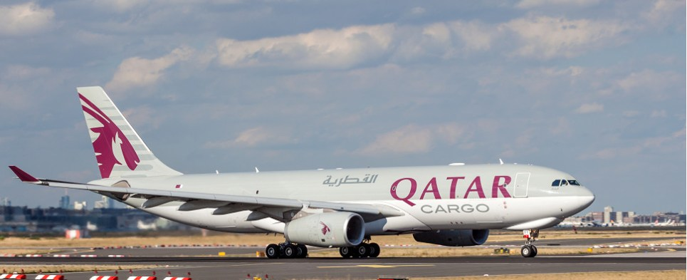 Qatar Airways Cargo Increased Tonnage By 37 5 Percent In