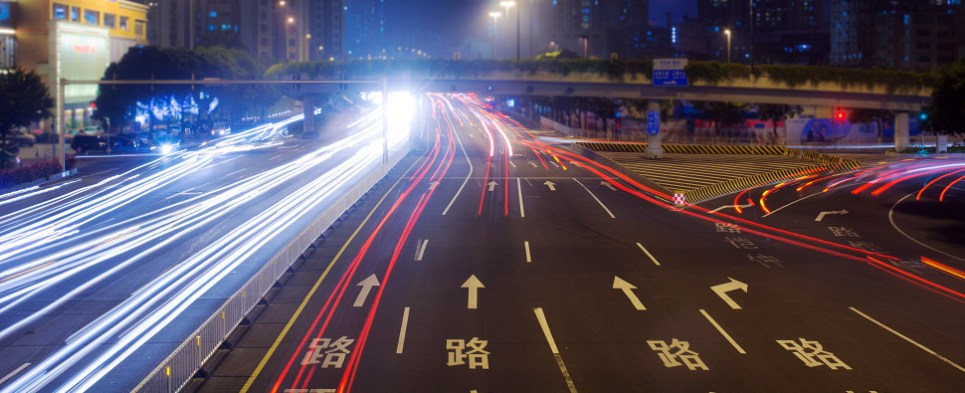 Inefficient logistics infrastructure in China drives up the costs of export cargo and import cargo in international trade.