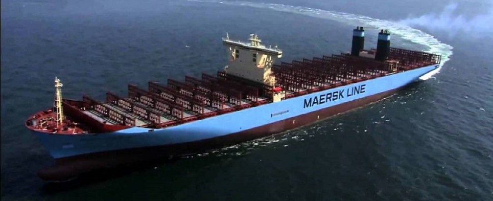 Maersk implements austerity as it has been carrying fewer shipments of import cargo and export cargo in international trade.