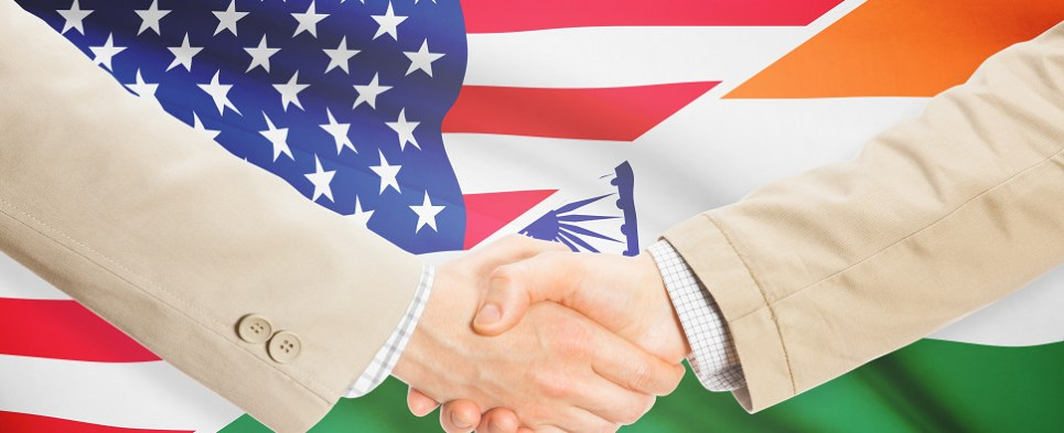 Increased cooperation between U.S. and India will facilitate greater levels of export cargo and import cargo in international trade between the two countries together with the logistics and supply chain services that go along with them.