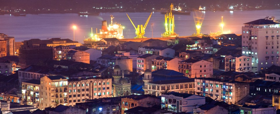 easing of U.S. Myanmar sanctions will allow more shipments of export cargo and import cargo in international trade.