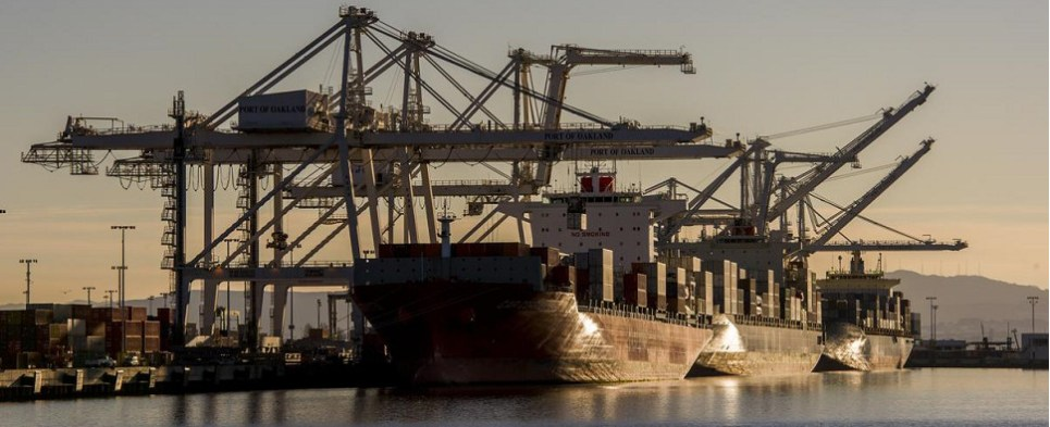 Next phase of Oakland's Seaport Logistics Complex will allow the port to handle more shipments of import cargo and export cargo in international trade.