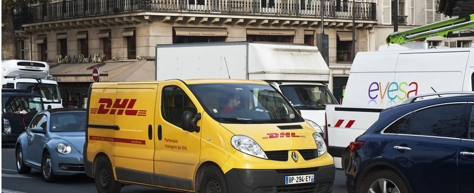 French parcel firms accused of collusion in shipments of export cargo and import cargo in international trade.