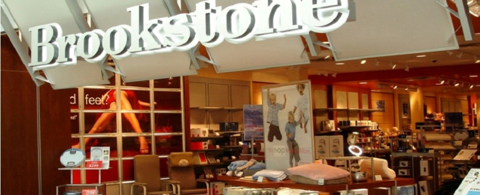 Brookstone company strategy will generate more shipments of export cargo and import cargo in international trade.