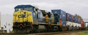 CSX Outlines Plans for North Carolina Intermodal Hub