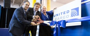 United Cargo Celebrates Opening of Newark TempControl Center