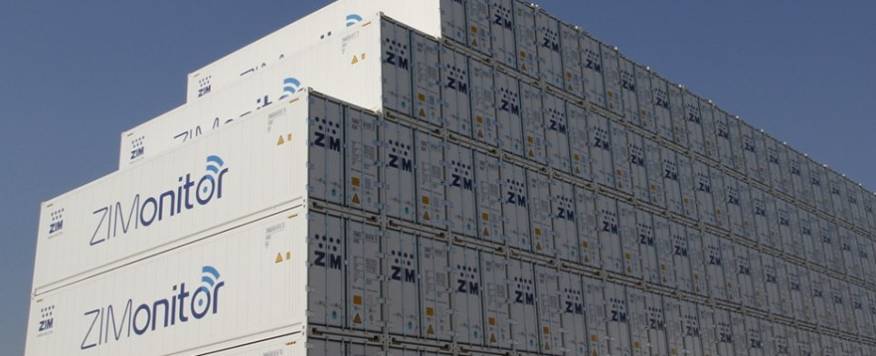 Handling more refrigerated shipments of export cargo and import cargo in international trade as led ZIM to expand to reefer fleet.