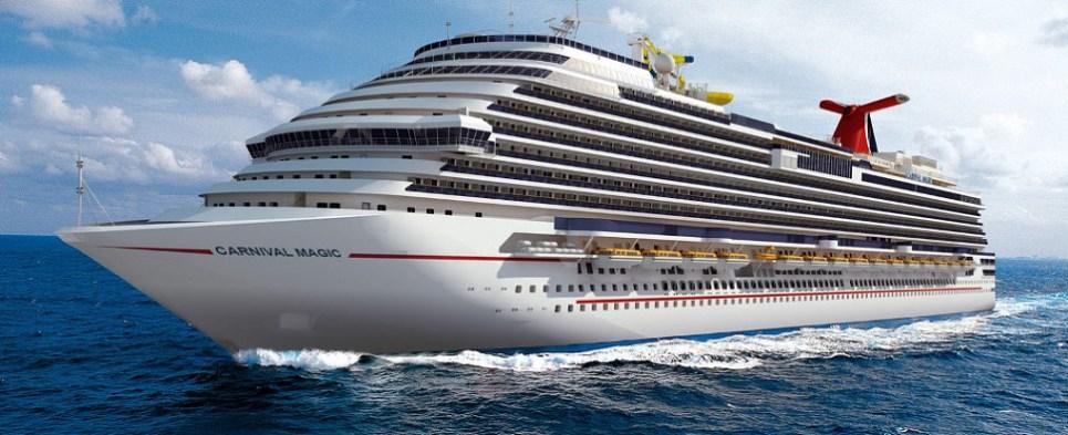Carnival adding ships to its international cruise fleet.