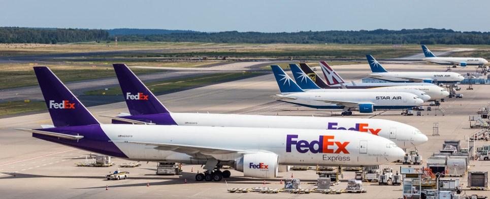 Fedex Copenhagen gateway will handle shipments of export cargo and import cargo in international trade.