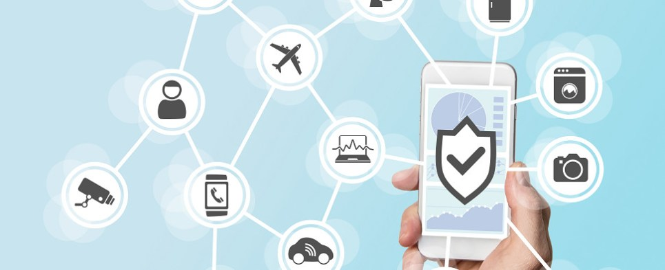 In internet of things is involved in controlling shipments of export cargo and import cargo in international trade.