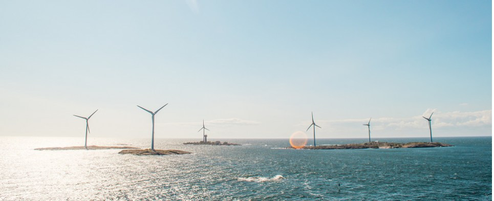 Growth in renewable energy usage has led to more shipments of export cargo and import cargo in international trade.