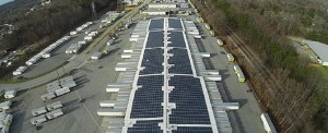 Estes Express Lines Expands Solar-Power Footprint