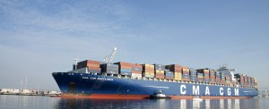 CMA CGM Upgrades Fleet Serving French West Indies