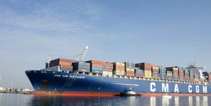Enhanced service allows CMA CGM to carry more shipments of export cargo and import cargo in international trade between the French West Indies and Europe.