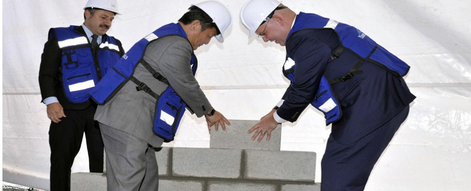 New Yusen logistics center in Mexico will handle shipments of export cargo and import cargo in international trade.