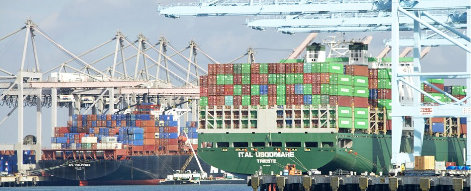 Port day celebrates economic contribution of ports that handle shipments of export cargo and import cargo in international trade.