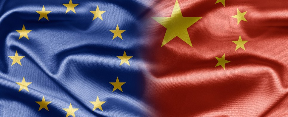 EU-China free trade agreement would boost shipments of export cargo and import cargo in international trade.