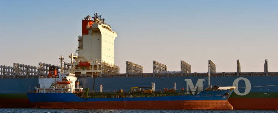 MOL is shronking its fleet to carry fewer dy bulk shipments of export cargo and import cargo in international trade.