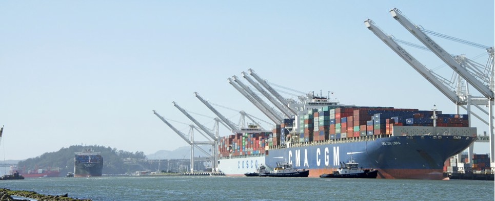 Ocean Alliance will carry more shipments of export cargo and import cargo in international trade.