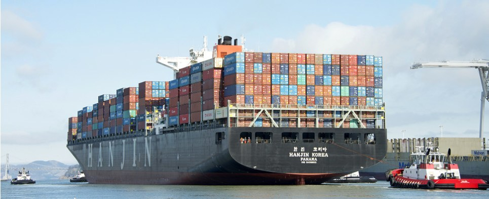 New caroTrans service delivers shipments of export cargo and import cargo in international trade.