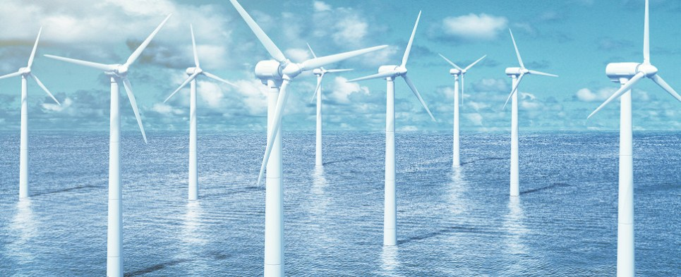 EU wind project will generate shipments of export cargo and import cargo in international trade.