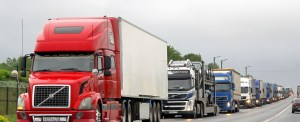 Infrastructure Issues Hinder Weakened U.S. Trucking