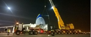 World's Largest Cargo Plane Gets Helping Hand From Freightworks