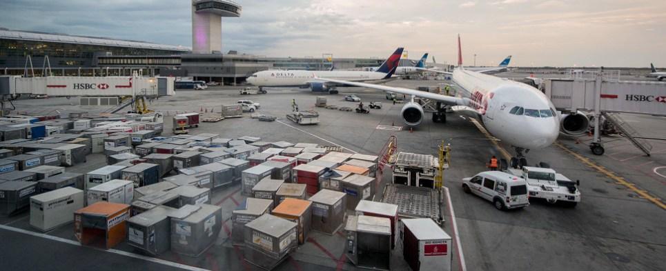 eAWB digitizes documentation surrounding air shipments of export cargo and import cargo in international trade.