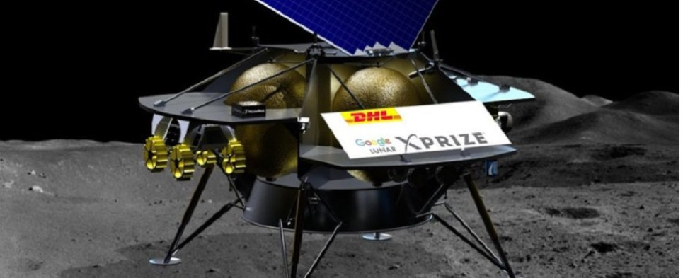 Astrobotic will carrying shipments of export cargo and import cargo in international trade to the moon.