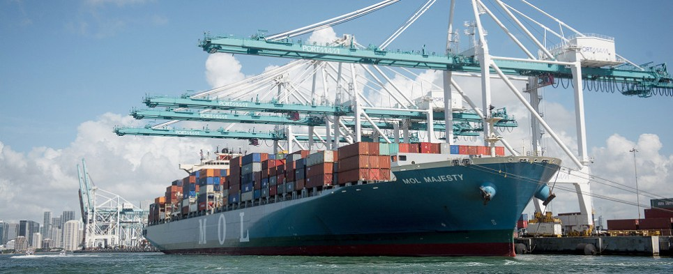 First Big Ship to Transit Expanded Panama Canal Arrives at
