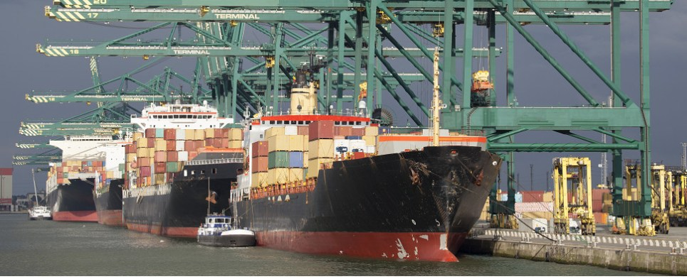 The handling by ports of shipments of export cargo and import cargo in international trade is considered commercial activity which should be subject to corporate tax under EU law.
