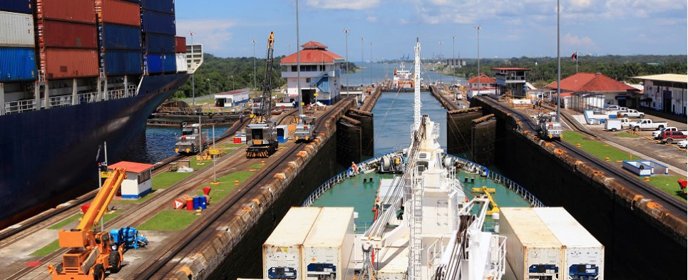 Reporr raises doubts over whether new Panama Canal can handle more shipments of export cargo and import cargo in international trade.