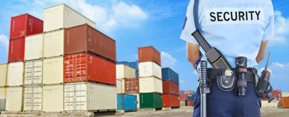 Congressional committees heard testimony on security of ports that handle shipments of export cargo and import cargo in international trade.
