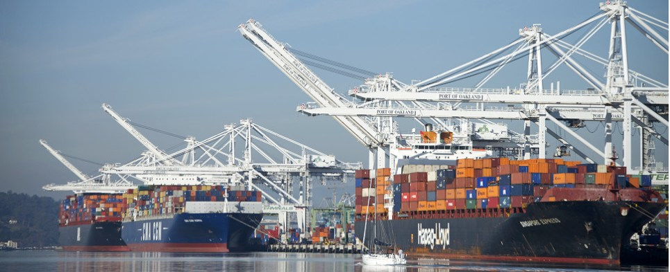 Ocean carrier unit costs now exceed revenues for shipments of export cargo and import cargo in international trade.