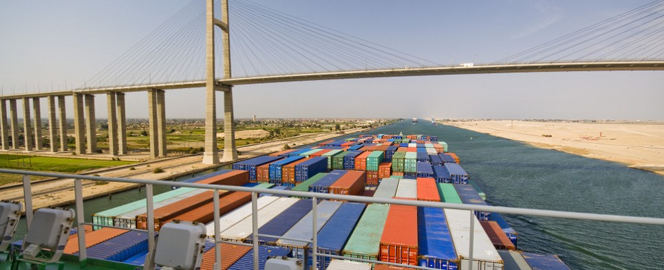 Suex Canal rebates can apply to shipments of export cargo and import cargo in international trade.