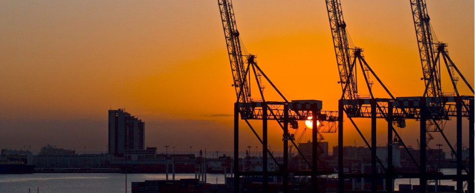 Improvements at the port of Durban will allow it to handle more shipments of export cargo and import cargo in international trade.