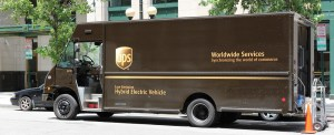 UPS Drives One Billion Cleaner Miles, Meeting Goal Early